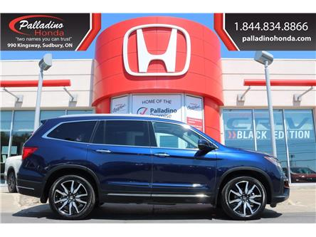 2019 Honda Pilot Touring (Stk: 22309A) in Greater Sudbury - Image 1 of 44