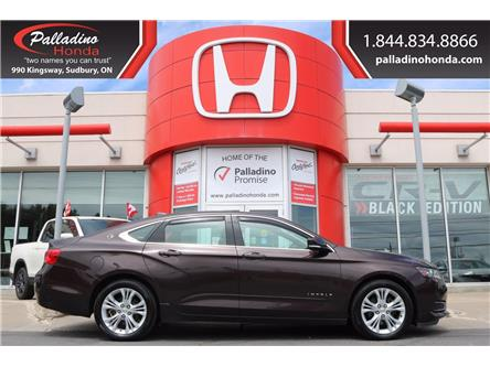 2015 Chevrolet Impala 2LT (Stk: U9625) in Greater Sudbury - Image 1 of 37
