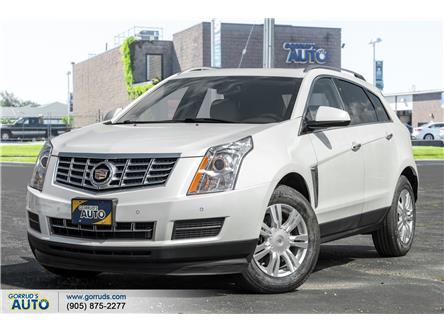 2016 Cadillac SRX Luxury Collection (Stk: 535910) in Milton - Image 1 of 20