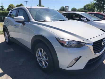 2018 Mazda CX-3 GS (Stk: -) in Kemptville - Image 1 of 12