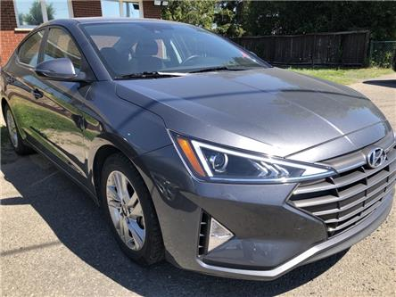 2020 Hyundai Elantra Preferred w/Sun & Safety Package (Stk: -) in Kemptville - Image 1 of 12