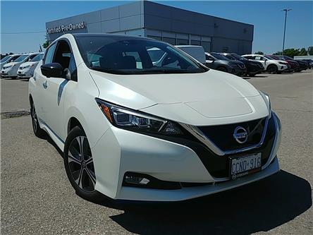 2020 Nissan LEAF SL PLUS (Stk: CLC301201) in Cobourg - Image 1 of 3