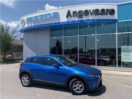 2017 Mazda CX-3 GS (Stk: 1657) in Peterborough - Image 1 of 12