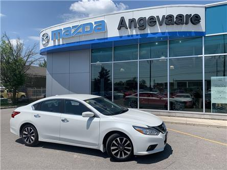 2016 Nissan Altima 2.5 SV (Stk: 1658) in Peterborough - Image 1 of 12
