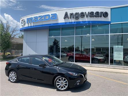 2016 Mazda Mazda3 GT (Stk: L8183A) in Peterborough - Image 1 of 13