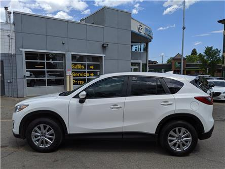 2016 Mazda CX-5 GS (Stk: NT3148) in Calgary - Image 1 of 12