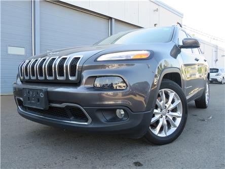 2016 Jeep Cherokee Limited (Stk: 93179) in St. Thomas - Image 1 of 23