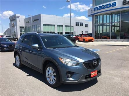 2014 Mazda CX-5 GT (Stk: 2537A) in Ottawa - Image 1 of 20
