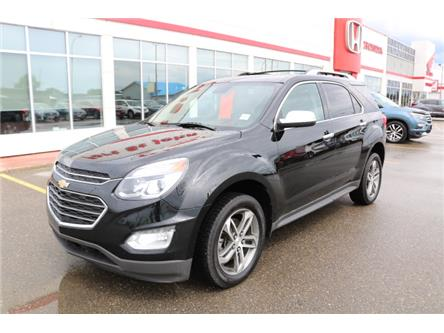 2017 Chevrolet Equinox Premier (Stk: U1137) in Fort St. John - Image 1 of 18