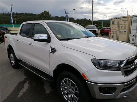 2020 Ford Ranger Lariat (Stk: 20T072) in Quesnel - Image 1 of 14