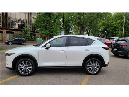 2019 Mazda CX-5 GT w/Turbo (Stk: N3120) in Calgary - Image 1 of 11