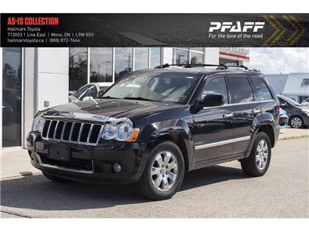 2008 Jeep Grand Cherokee Overland 4D Utility 4WD (Stk: H20473B) in Orangeville - Image 1 of 19