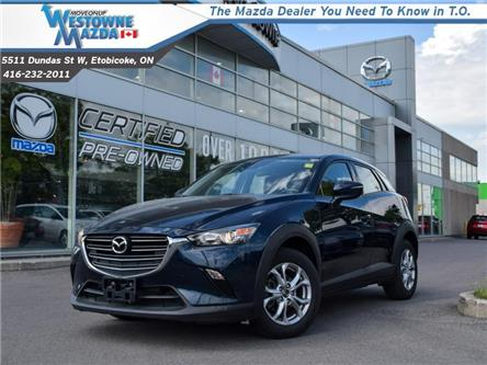 2019 Mazda CX-3 GS (Stk: P4141) in Etobicoke - Image 1 of 25