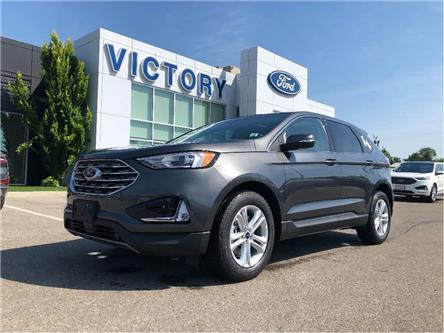 2020 Ford Edge SEL (Stk: VEG19536) in Chatham - Image 1 of 17