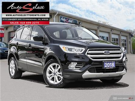 2018 Ford Escape SEL Premium (Stk: 17ECP1) in Scarborough - Image 1 of 28