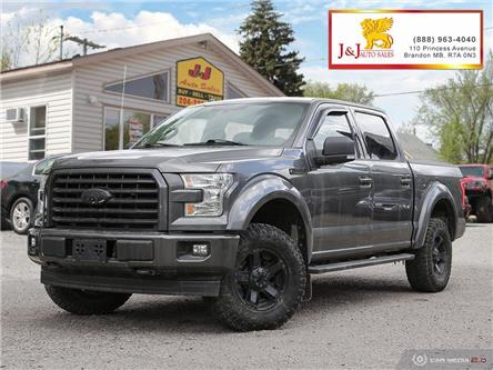2015 Ford F-150 XLT (Stk: JB2051) in Brandon - Image 1 of 27
