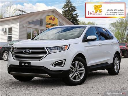 2018 Ford Edge SEL (Stk: J2044) in Brandon - Image 1 of 27