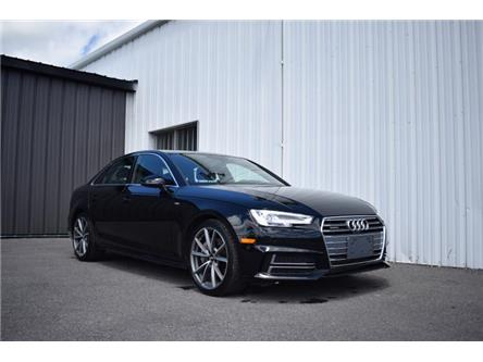 2018 Audi A4 2.0T Progressiv (Stk: UCP1895) in Kingston - Image 1 of 30