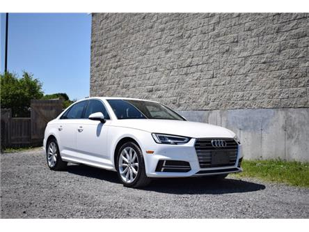 2018 Audi A4 2.0T Progressiv (Stk: B5804) in Kingston - Image 1 of 30