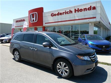 2014 Honda Odyssey EX (Stk: U06620) in Goderich - Image 1 of 9