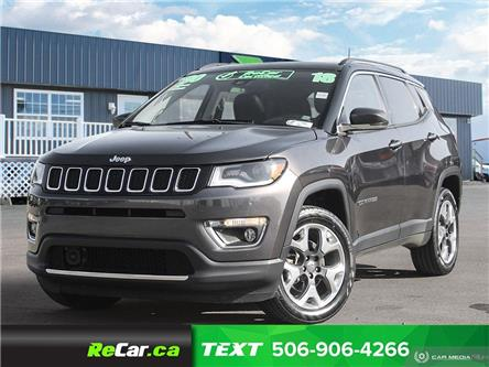 2018 Jeep Compass Limited (Stk: 200607A) in Fredericton - Image 1 of 21