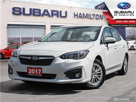 2017 Subaru Impreza Touring (Stk: U1522) in Hamilton - Image 1 of 26