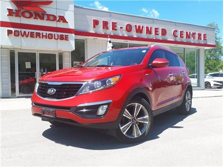 2014 Kia Sportage SX (Stk: 10789A) in Brockville - Image 1 of 21