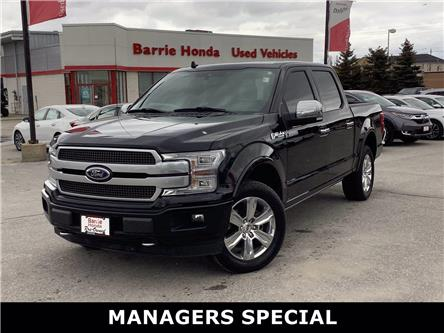 2019 Ford F-150 XLT (Stk: U19561) in Barrie - Image 1 of 30