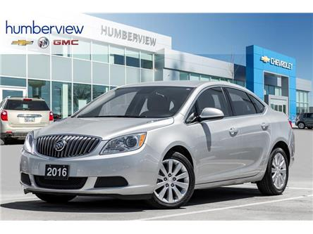 2016 Buick Verano Base (Stk: T0K103AA) in Toronto - Image 1 of 19