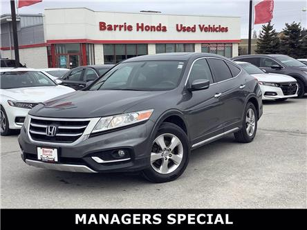 2013 Honda Crosstour EX (Stk: U13344) in Barrie - Image 1 of 24