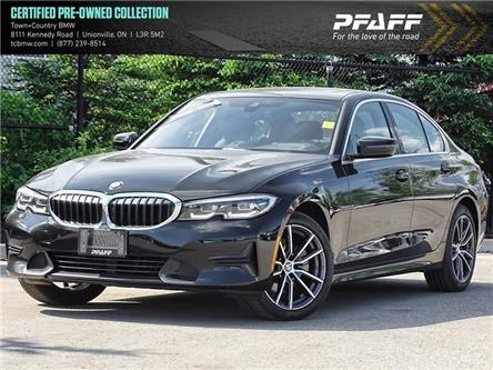 2019 BMW 330i xDrive (Stk: U13002) in Markham - Image 1 of 22