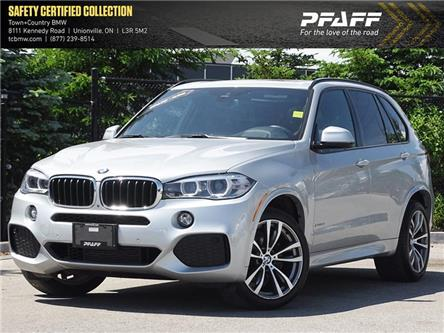 2017 BMW X5 xDrive35i (Stk: D12987) in Markham - Image 1 of 22