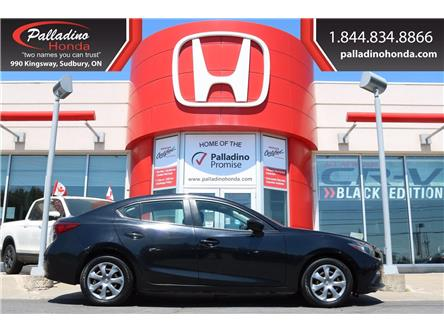 2015 Mazda Mazda3 GX (Stk: U9624) in Greater Sudbury - Image 1 of 35