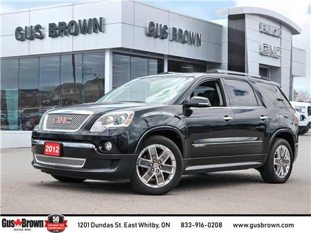 2012 GMC Acadia Denali (Stk: 208652TC) in WHITBY - Image 1 of 27