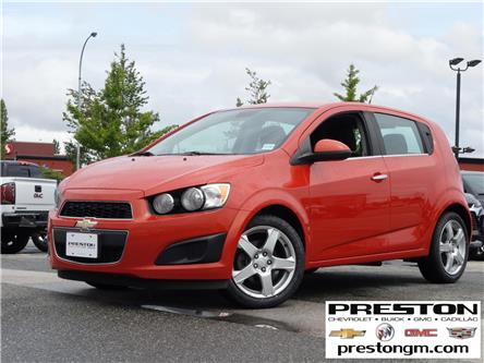 2013 Chevrolet Sonic LT Auto (Stk: 0203951) in Langley City - Image 1 of 26
