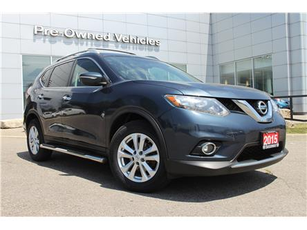 2015 Nissan Rogue SV (Stk: P5967) in Toronto - Image 1 of 16