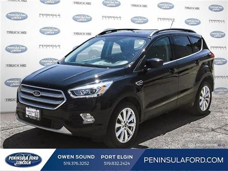 2019 Ford Escape SEL (Stk: 2033) in Owen Sound - Image 1 of 25