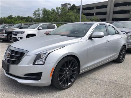 2017 Cadillac ATS 2.0L Turbo (Stk: 230971A) in Oshawa - Image 1 of 18