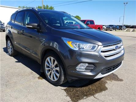 2017 Ford Escape Titanium (Stk: 20U119) in Wilkie - Image 1 of 22