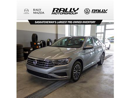 2019 Volkswagen Jetta 1.4 TSI Highline (Stk: V1213) in Prince Albert - Image 1 of 15