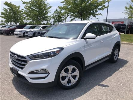 2017 Hyundai Tucson Base (Stk: U1091) in Clarington - Image 1 of 10