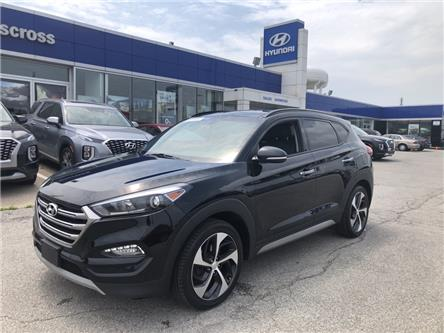 2017 Hyundai Tucson SE (Stk: 29563A) in Scarborough - Image 1 of 19
