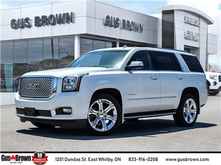 2017 GMC Yukon Denali (Stk: R173275P) in WHITBY - Image 1 of 26