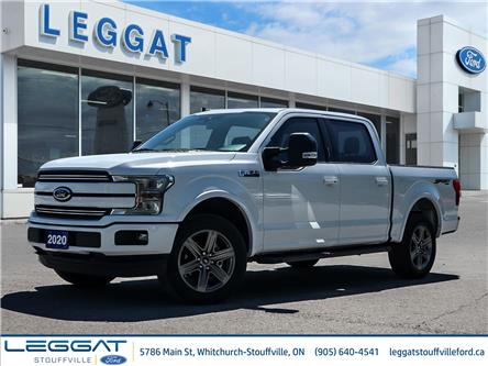 2020 Ford F-150 Lariat (Stk: 20-50-011) in Stouffville - Image 1 of 28
