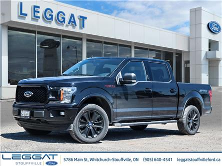 2020 Ford F-150 XLT (Stk: 20-50-019) in Stouffville - Image 1 of 24