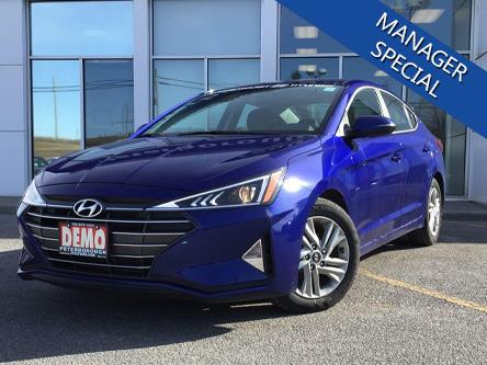2020 Hyundai Elantra Preferred w/Sun & Safety Package (Stk: H12193) in Peterborough - Image 1 of 18