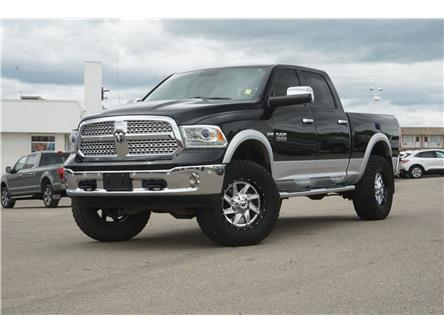 2017 RAM 1500 Laramie (Stk: T202067C) in Dawson Creek - Image 1 of 16