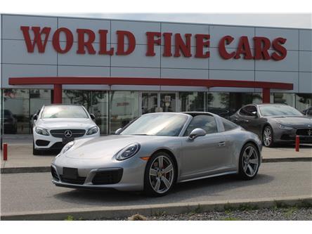 2019 Porsche 911 Targa 4S (Stk: 17016) in Toronto - Image 1 of 30
