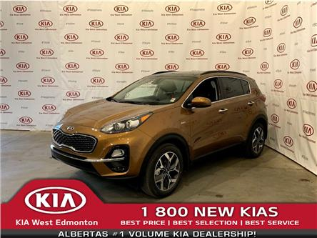 2020 Kia Sportage EX (Stk: 22313) in Edmonton - Image 1 of 32