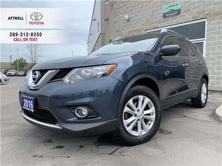 2016 Nissan Rogue SV AWD PANO SUNROOF, ALLOYS, FOG LAMPS, PUSH BUTTO (Stk: 46988A) in Brampton - Image 1 of 25